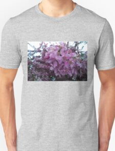Blossoms.  Unisex T-Shirt