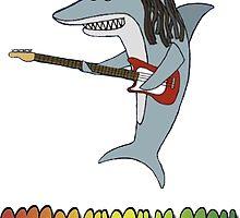 Reggae shark is real!! by superbae