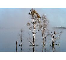 Lake Natimuk in morning light Photographic Print