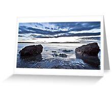Clifton Beach, Tasmania Greeting Card
