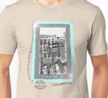 NYC - The fun of exploring Manhattan Unisex T-Shirt
