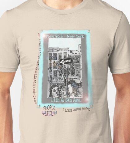 NYC - The fun of exploring Manhattan Unisex T-Shirt