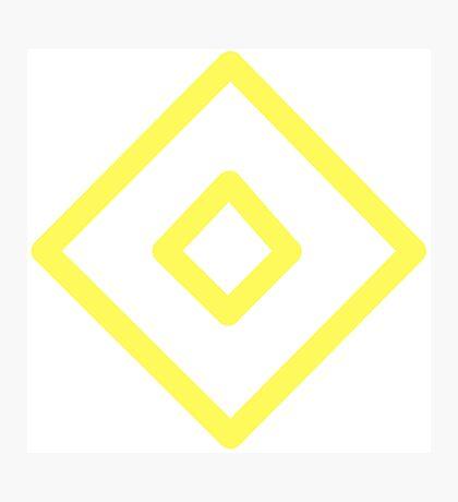 Ryu diamond Photographic Print