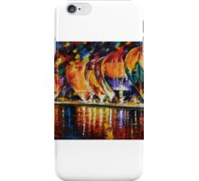 Balloon Park — Buy Now Link - www.etsy.com/listing/210165506 iPhone Case/Skin