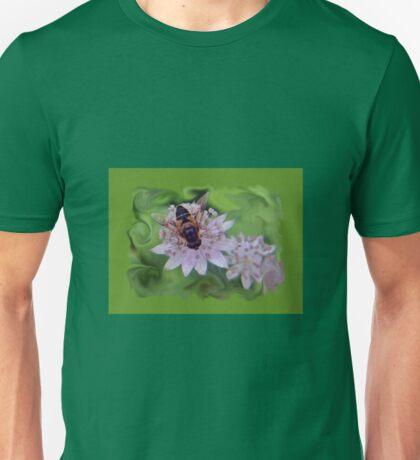 Drone Flower C Unisex T-Shirt