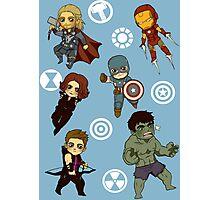 Avengers Photographic Print