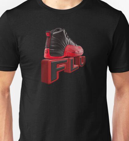 flu game jordans Unisex T-Shirt