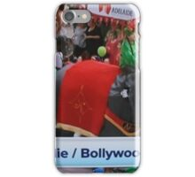 Adelaide Christmas Pageant 2014 Nellie, Bollywood iPhone Case/Skin