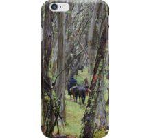 Stockman's Mountain Ride iPhone Case/Skin