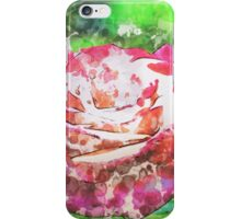 7 DAYS OF SUMMER- DISTRESSED FLORALS/FLOWERS 11 iPhone Case/Skin
