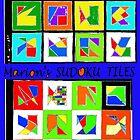 Marion's Sudoku Tiles by James Lewis Hamilton