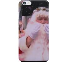 Adelaide Christmas Pageant 2014  Santa b iPhone Case/Skin