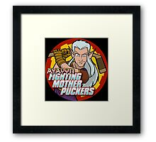Five Minutes in the Box for High-Sticking Framed Print