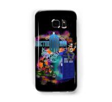 Doctor Moo and Clara Samsung Galaxy Case/Skin