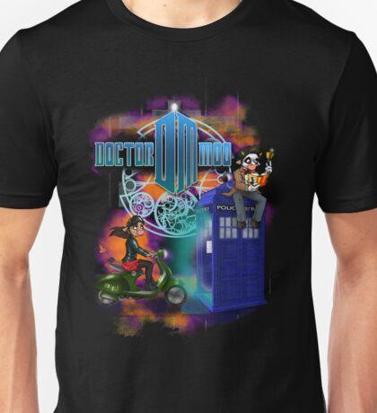 Doctor Moo and Clara Unisex T-Shirt