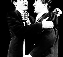 Martin and Lewis without quote by deanmartiann