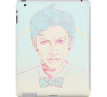 Jeff Goldblum  iPad Case/Skin