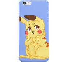 fluffachu iPhone Case/Skin