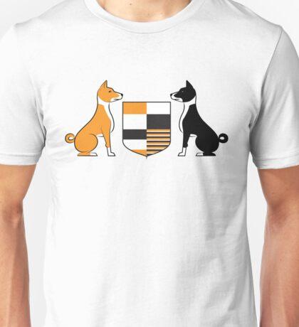 Basenji (Coat of Arms) Unisex T-Shirt