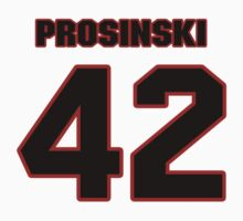 NFL Player Chris Prosinski fortytwo 42 by imsport