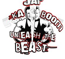 Jai boom gym T by andrew12