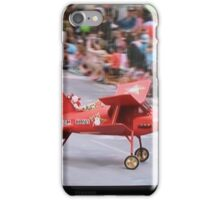 Adelaide Christmas Pageant 2014 Red Bi-plane iPhone Case/Skin