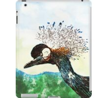 7 DAYS OF SUMMER- TROPICAL BIRDS PILLOWS AND TOTES 2 iPad Case/Skin