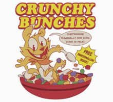 Crunchy Bunches Cereal Shirt One Piece - Long Sleeve