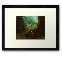 Little fairie Framed Print