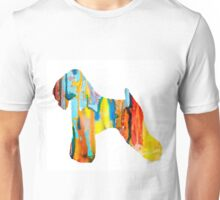 Wheaten Terrier 3 Unisex T-Shirt