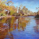 'The Gouburn at Greenslopes' by Lynda Robinson