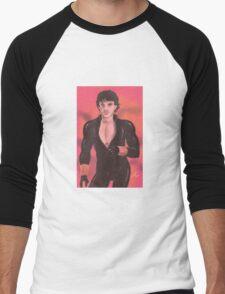 Hannibal - Will Graham as Black Widow Men's Baseball ¾ T-Shirt