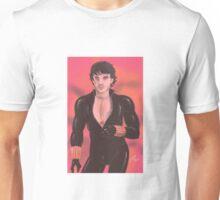 Hannibal - Will Graham as Black Widow Unisex T-Shirt