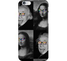 smart and beautiful iPhone Case/Skin