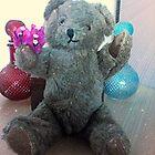 Mr Wizard (Brown Teddy Bear ) by Rupasha Rampersad