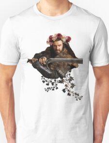 Flower Crown Thorin Unisex T-Shirt