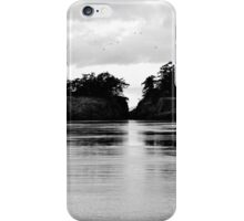 Deception Pass Islands iPhone Case/Skin