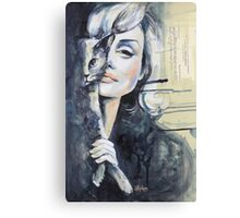 Sweet Marilyn Canvas Print