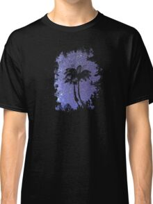 Treeferns by night Classic T-Shirt