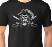 Cap'n Hook Jolly Roger Unisex T-Shirt