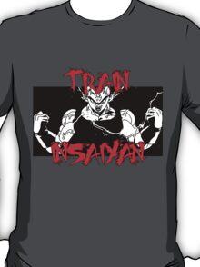 Majin Vegeta Train Insaiyan Power Up T-Shirt