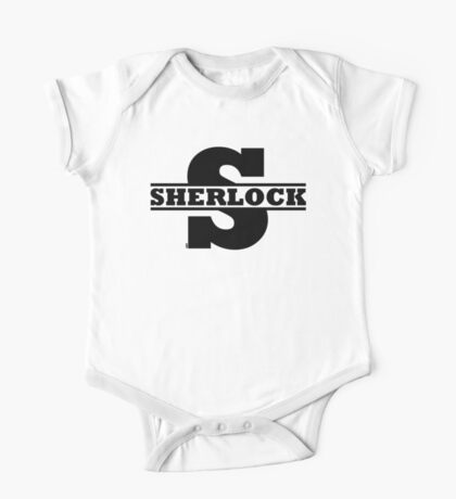 Sherlock One Piece - Short Sleeve