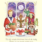 Groot's First Christmas by AliciaMB