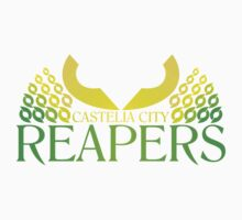 Castelia City Reapers Kids Clothes