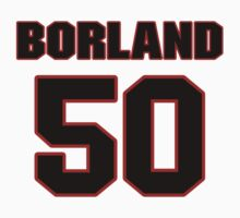 NFL Player Chris Borland fifty 50 by imsport