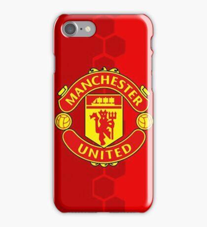 manchester united iPhone Case/Skin