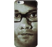 Maurice Moss Sketch iPhone Case/Skin