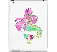 Mystic Mermaid iPad Case/Skin