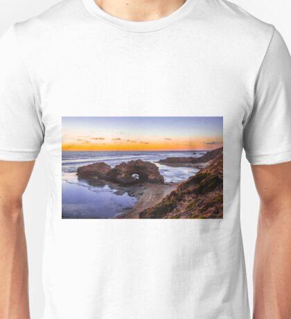 London Bridge, Portsea, Mornington Peninsula, Victoria, Australia. Unisex T-Shirt