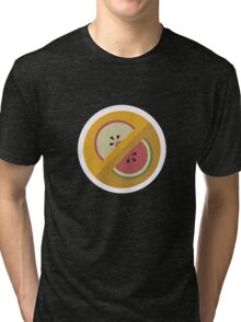 Mr. Fruit 100k limited edition Tri-blend T-Shirt